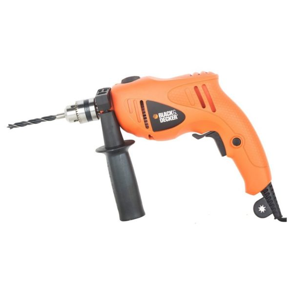 Black & Decker Speed Hammer Drill Kit HD5010VA5B5