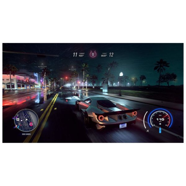 PS4 Need For Speed Heat Game