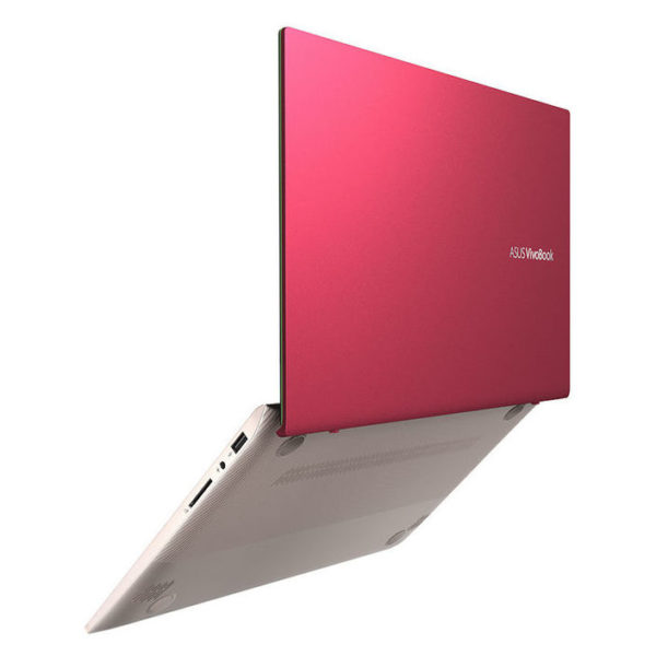 Asus VivoBook S14 S431FL-AM008T Laptop - Core i7 1.8GHz 16GB 512GB 2GB Win10 14inch FHD Punk Pink
