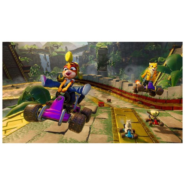 PS4 Crash Team Racing Nitro Fueled Game