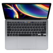 MacBook Pro 13-inch with Touch Bar and Touch ID (2020) - Core i5 1.4GHz 8GB 512GB Shared Space Grey English/Arabic Keyboard