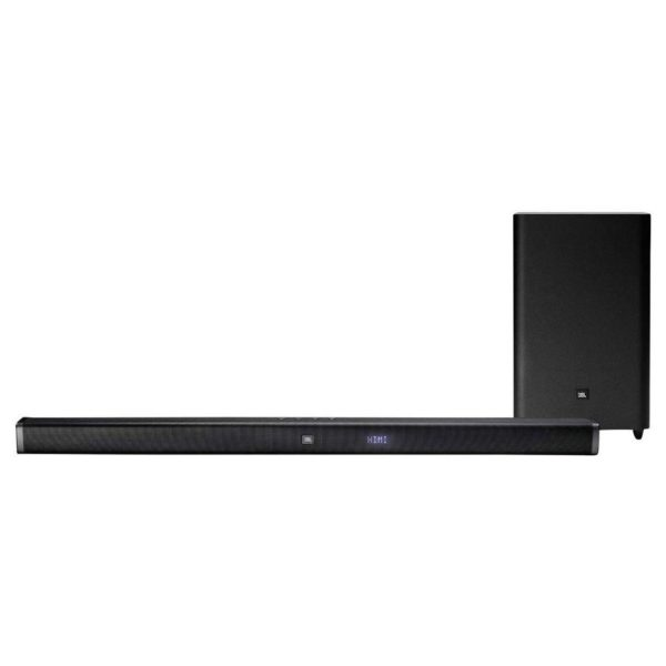 JBL BAR 2.1 DEEP BASS 2.1 Channel Soundbar