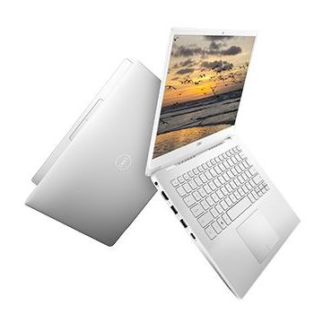 Dell Inspiron 14 5490 Laptop - Core i5 1.6GHz 8GB 512GB 2GB Win10 14inch FHD Silver English/Arabic Keyboard