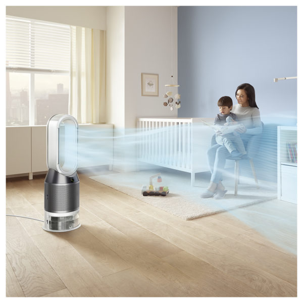 Dyson Humidifier PH01 WH/SV