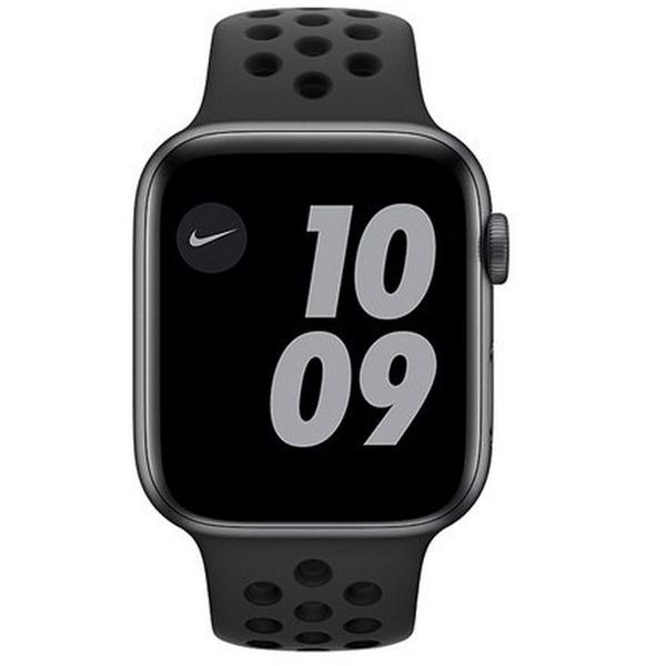 Apple Watch Series SE Nike MYYF2AE/A GPS 40mm Aluminium Case with Anthracite/Black Nike Sport Band Space Gray