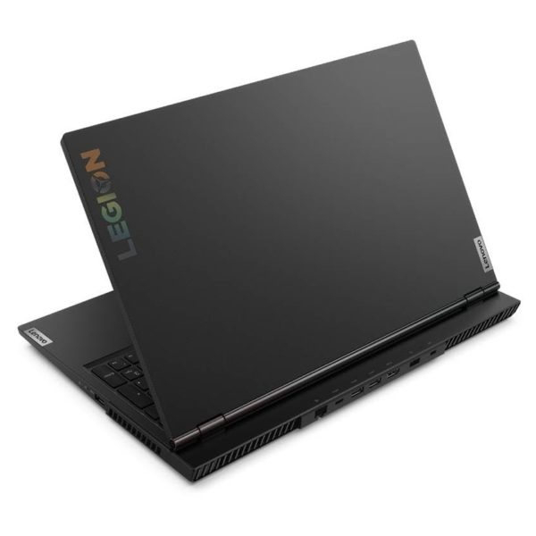 Lenovo Legion 5 15IMH05H Gaming Laptop - Core i7 2.6GHz 16GB 1TB+256GB 6GB Win10 15.6inch FHD Phantom Black English/Arabic Keyboard