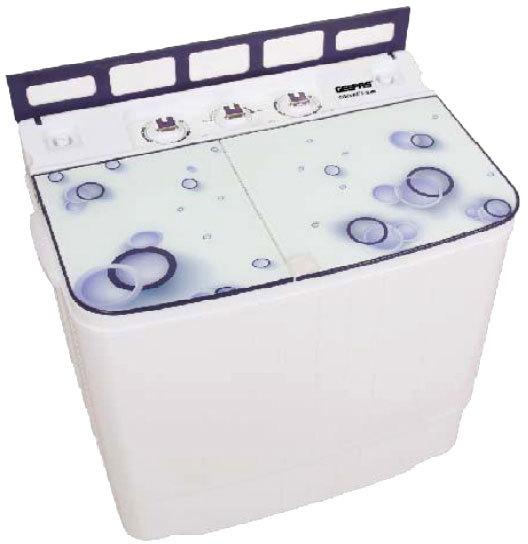 Geepas Semi Automatic Mini Washer GSWM6473