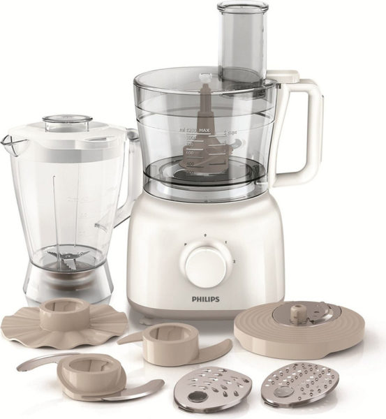 Philips Food Processor 650W HR7628