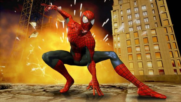 PS4 The Amazing Spiderman 2 Game