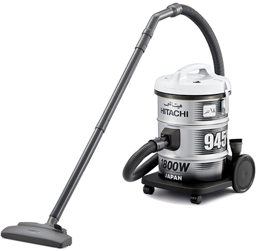 Hitachi Drum Vacuum Cleaner Grey CV945Y24CBSPG