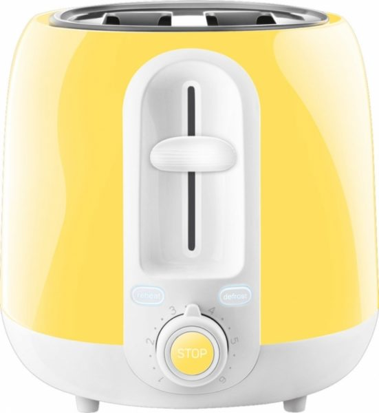 Sencor Toaster Yellow STS36YL
