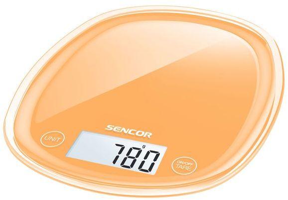 Sencor Kitchen Scales Orange SKS33