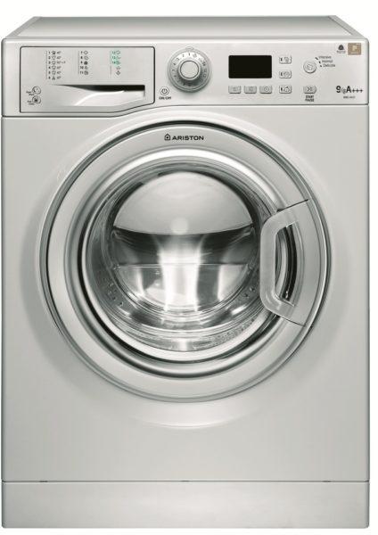 Ariston Front Load Washing Machine 9 Kg Silver WMG9437SEX