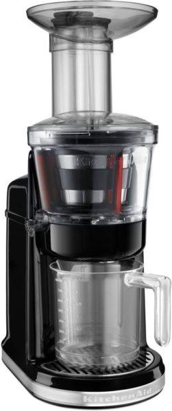 Slow Juicer In Uae : Buy Kitchen Aid Slow Juicer Onyx Black 5KvJ0111BOB in Dubai UAE. Kitchen Aid Slow Juicer Onyx ...