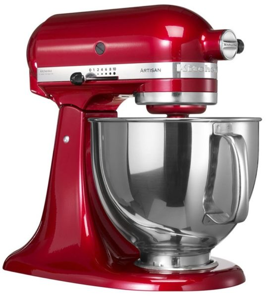 For bakers: A KitchenAid stand mixer at its lowest price in over a year