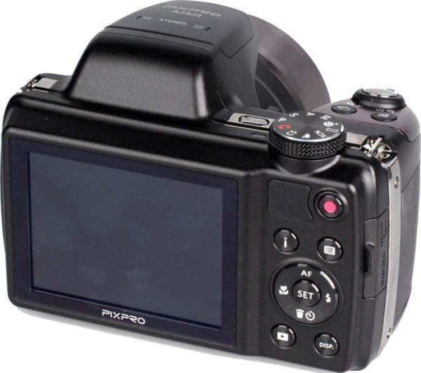 Buy Kodak AZ521 Digital Camera Black – Price, Specifications