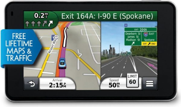 Garmin Nuvi Gps Navigator W Gcc Europe Map Bluetooth