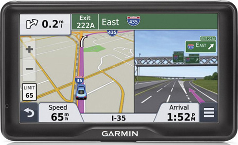 Garmin Nuvilmt Portable Gps Navigation Inch W Europe Map
