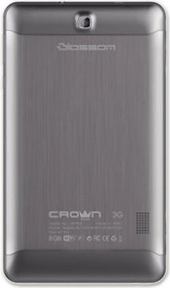 Crown Micro CMB772 Tablet - Android WiFi+3G 8GB 1GB 7inch Black + VR Box + Selfie Stick