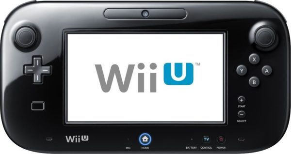 Nintendo Wii U 32GB Gaming Console With Mario Kart 8 + Assorted 3 Games