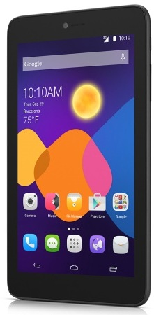 Alcatel Onetouch Pixi 3 9002X2AALAE5A Tablet - Android WiFi+3G 16GB 1GB 7inch Black