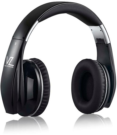 Voz VPAHS5P Pro Audio Bluetooth Headphone Black