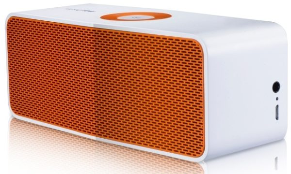 LG NP5550WO Music Flow Portable Bluetooth Speaker Orange