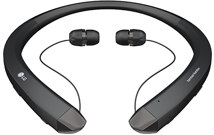 LG HBS910 Bluetooth Headset Black