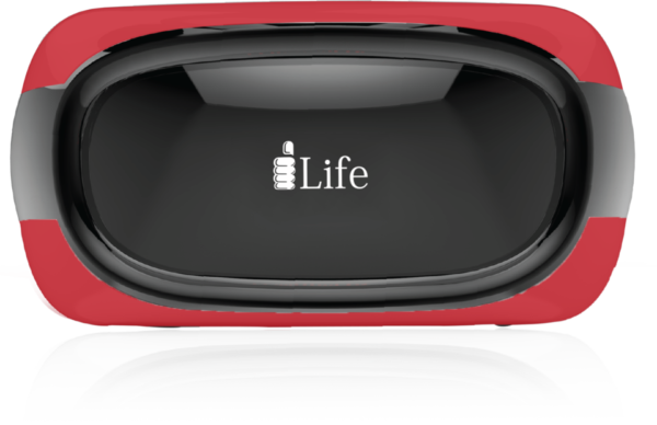 ILife VIRPIX VR PC - Android WiFi 8GB 1GB 5.0inch Red
