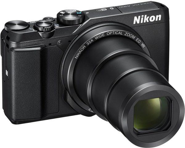Nikon Coolpix A900 Digital Camera Black