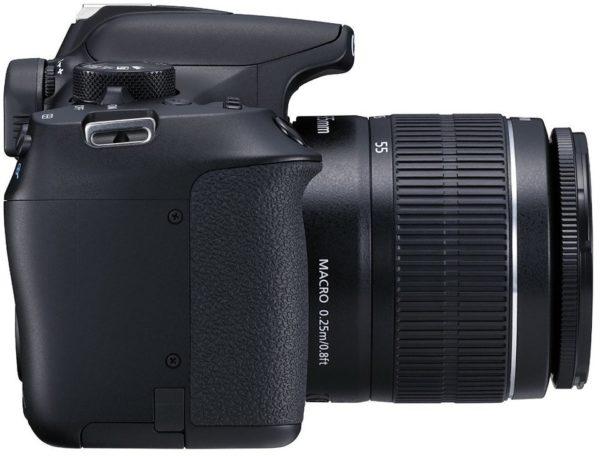 Canon EOS 1300D DSLR Camera Black With 18-55mm DC Lens + 75-300 III Lens + EF 50mm 1.8 STM Lens