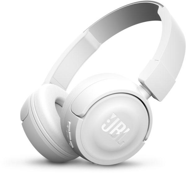 Buy Jbl T450bt Bluetooth On Ear Headphone White In Dubai