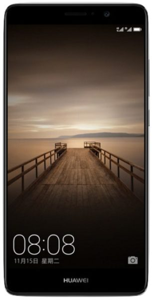 Huawei Mate 9 4G Dual Sim Smartphone 64GB Black