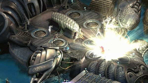 PS4 Torment Tides Of Numenera Day One Edition Game