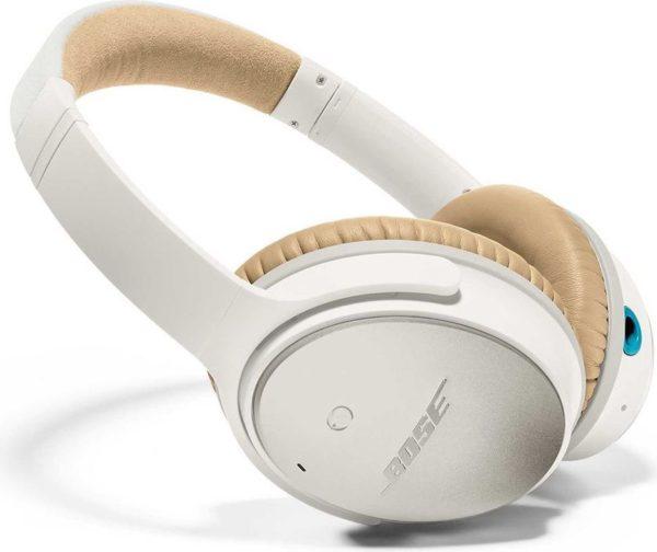 Bose 7150530020 Quiet Comfort 25 Over Ear Headphone White