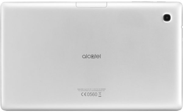 Alcatel Plus 10 8085 Tablet - Windows WiFi+4G 32GB 2GB 10.1inch Silver with LTE Keyboard