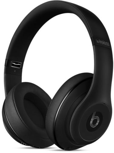 Beats Studio Wireless Over Ear Headphones Matte Black MHAJ2ZM/B