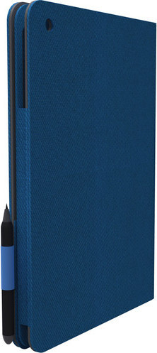Kensington K97017WW Comercio Soft Folio Case W/ Stand Denim Blue For IPad Air