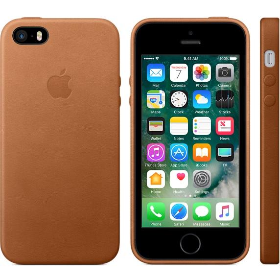 Saddle Brown Iphone Case