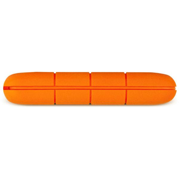 Lacie Rugged Thunderbolt Hard Drive 2TB Silver/Orange STEV2000400