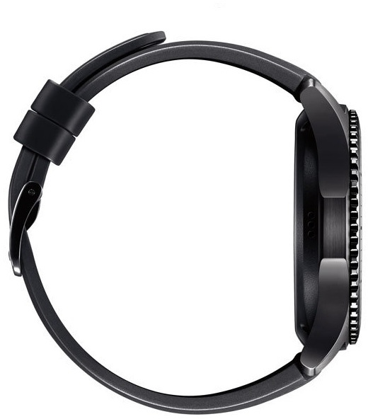 Samsung Gear S3 Universal Smartwatch Space Grey SM-R760NDAAXSG