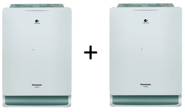 Panasonic FVXF35MA Air Purifier + FVXF35MA Air Purifier