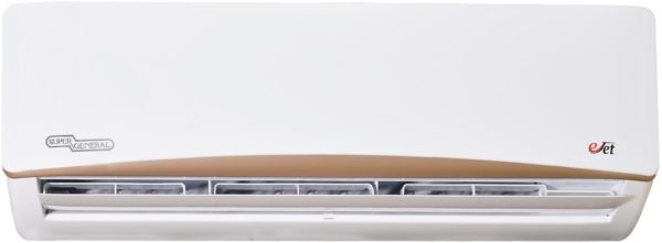 Super General 1.5 Ton Split Air Conditioner With Free Delivery & Standard Installation SGS195HE