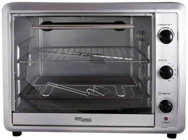 Countertop Oven Dubai : Oven Toaster SGEO064KRC in Dubai UAE, Super General Oven Toaster ...
