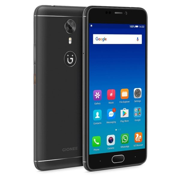 buy gionee a1 4g dual sim smartphone 32gb black in dubai uae gionee a1 4g dual sim smartphone. Black Bedroom Furniture Sets. Home Design Ideas