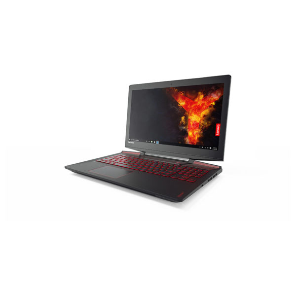 Lenovo Legion Y720 Gaming Laptop - Core i7 2.8GHz 16GB 1TB+128GB 6GB Win10 15.6inch FHD Black