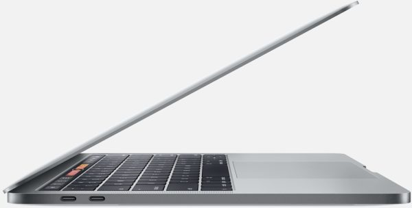 Apple MacBook Pro Touch Bar Laptop - Core i7 2.6GHz 16GB 256GB 2GB 15.4inch Space Grey