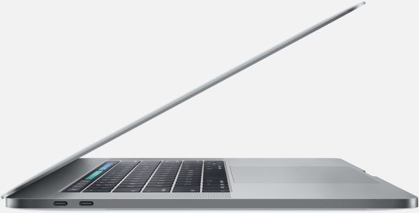 Apple MacBook Pro Touch Bar Laptop - Core i7 2.7GHz 16GB 512GB 2GB 15.4inch Space Grey