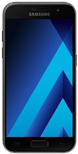 Samsung Galaxy A7 2017 4G Dual Sim Smartphone 32GB Black