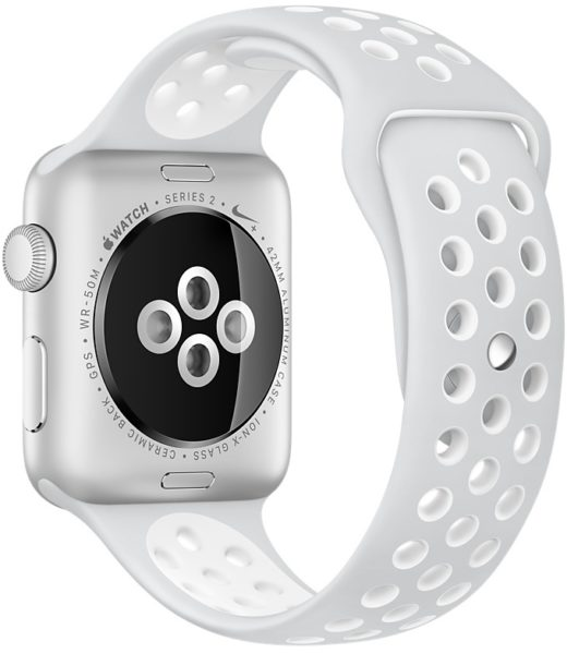 Buy Apple Watch 38mm Nike+ Silver Aluminium Case W/Sport